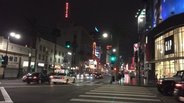 Hollywood and Highland