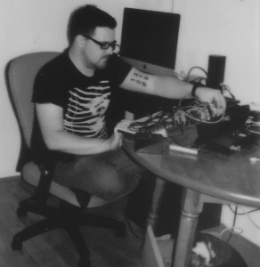 #99 | Interview | Death Tape Super Bass (Process-Driven, Experimental Electronic Moodboards)