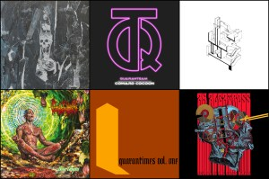 #180 | Track Reviews | Evaporated Sores, Quaranteam, Sprain, Goratory, Quarentimes Compilation (Super Thief, GRIZZLOR, bbigpigg), and An Albatross