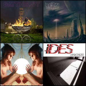 #200   Year-End Top Album Pick Ramblings - Afterbirth, Fuck the Facts, IDES, Gaytheist, Liturgy, and REZN