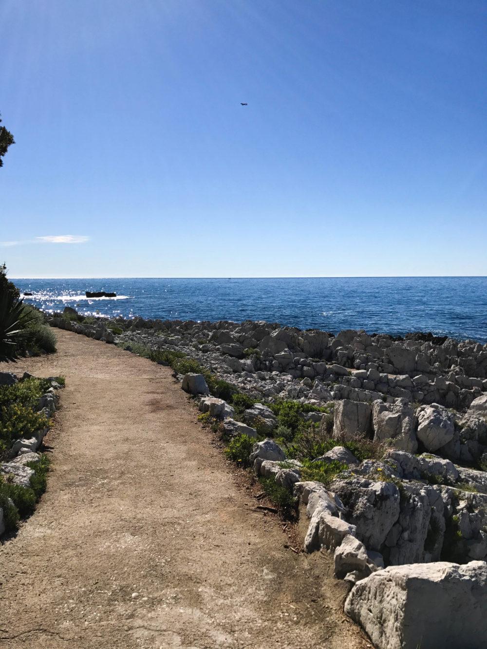 rochers cap d'antibes villa eilenroc
