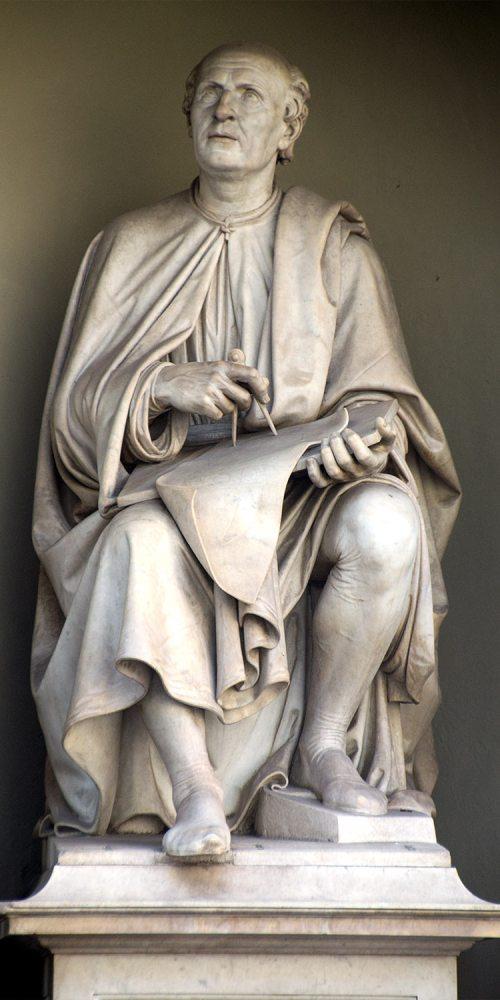 statute-florence-italie-toscane
