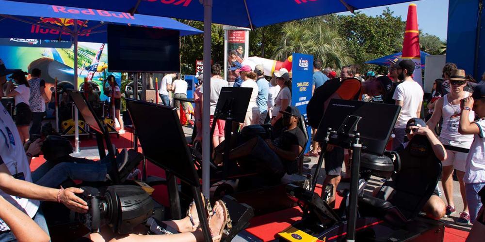 race-village-simulateur-de-conduite-cannes-french-riviera-red-bull-air-race