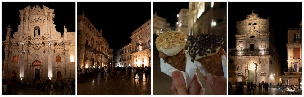Week-end en Sicile : Syracuse la nuit