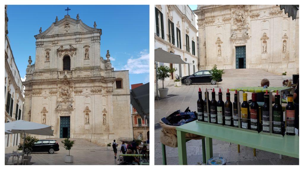 Le village baroque de Martina Franca