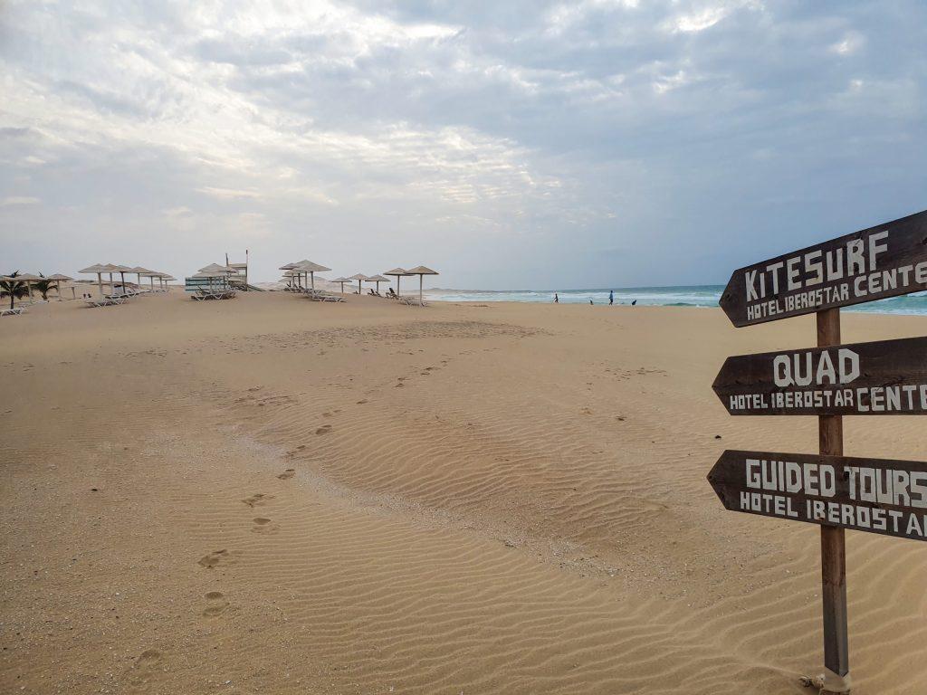 Visiter le Cap Vert, ile de Boa Vista