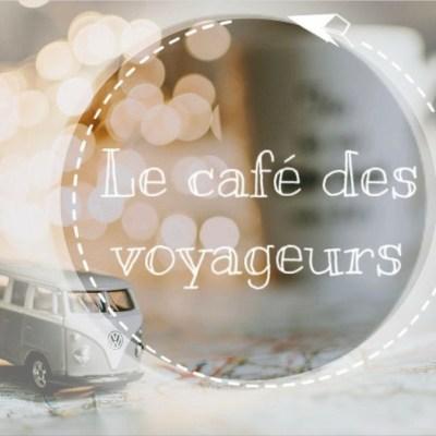 Le café des voyageurs, thème couleurs d'automne