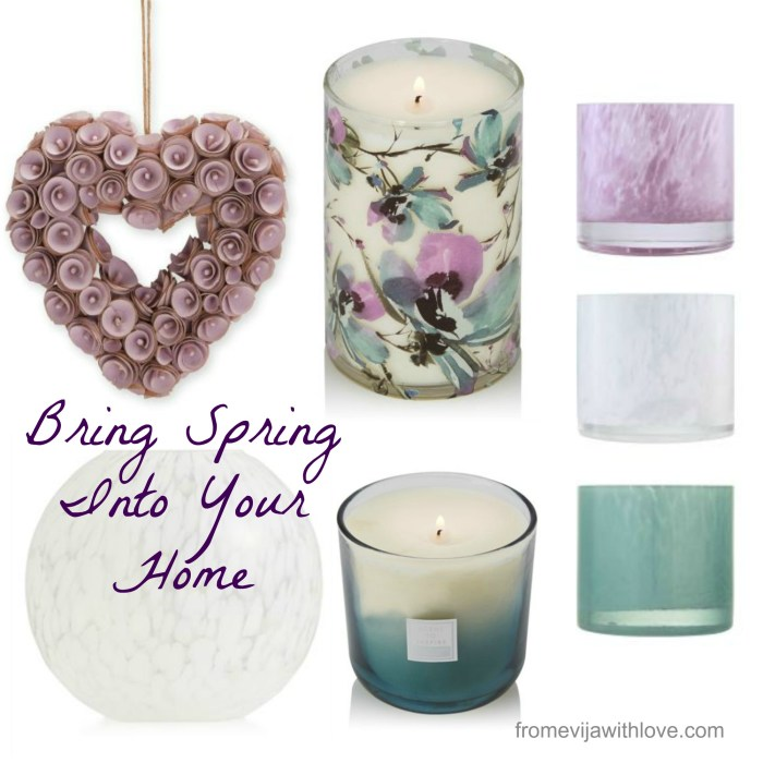 Next spring candle