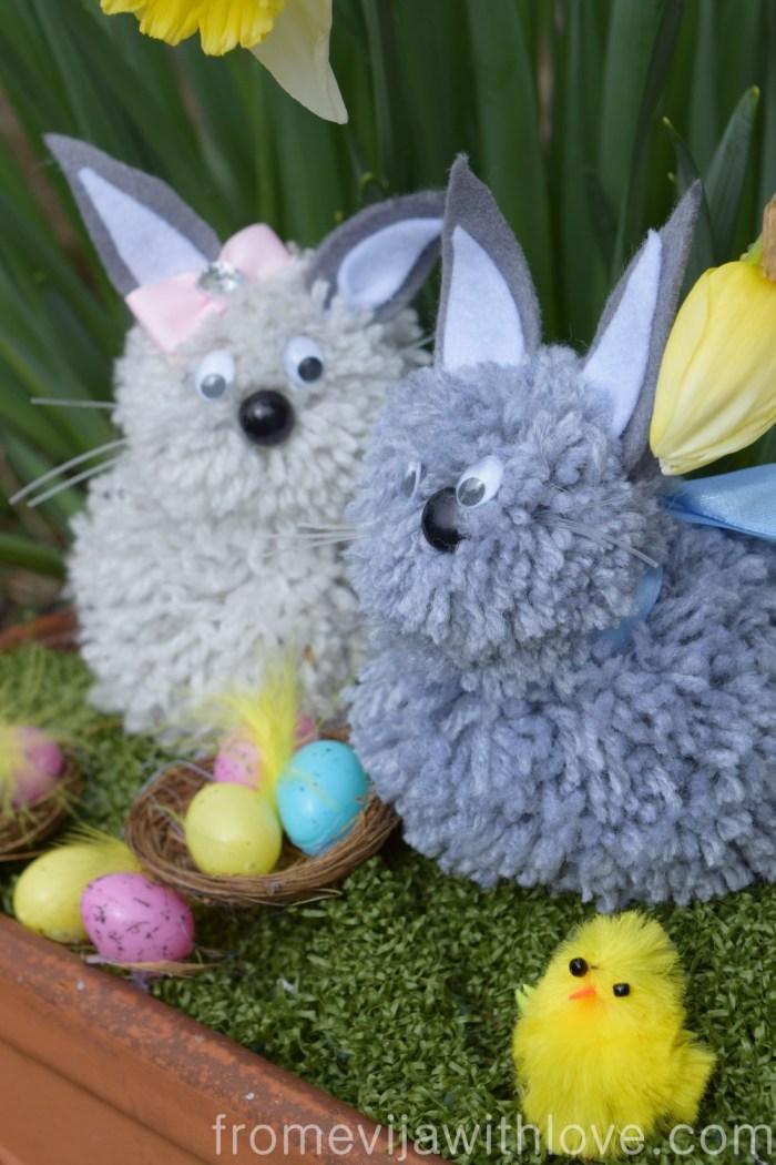 pom-pom-bunnies-diy