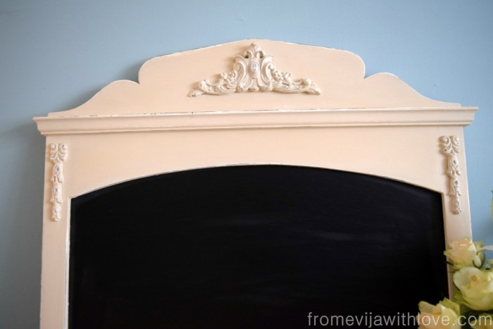 Decorative-mouldings- chalkboard