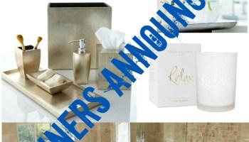 dream bathroom makeover winners announced