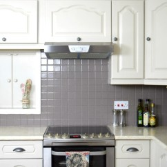 Kitchen Hardware Ideas American Cabinets Quick And Easy Makeover - Diy Painted ...