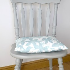 Sewing Patterns For Chair Cushions Covers Wedding Warwickshire How To Make A Cushion With Ties From Evija Love Put Your Insert In And Sew Along The Line Close Off Then Simply Tie It