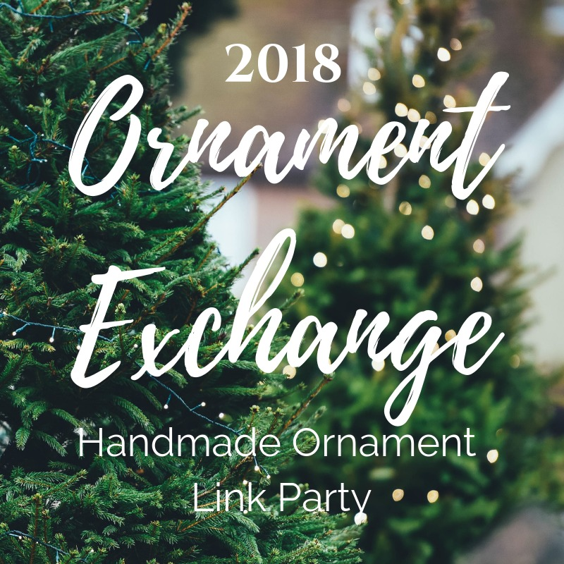 Christmas Ornament Exchange 2018