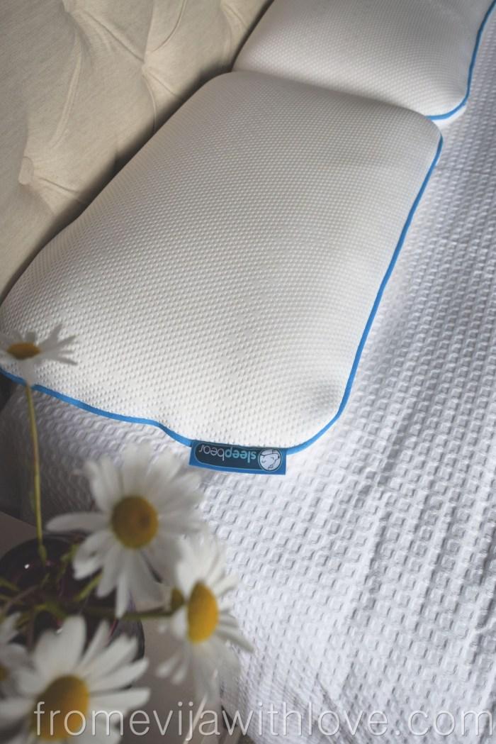 The Sleepbear Talalay Pillow Spring