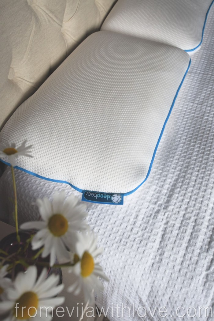 The Sleepbear Talalay Pillow Spring