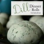 Dill Dinner Rolls Recipe
