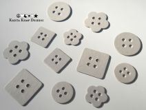 Chipboard Buttons
