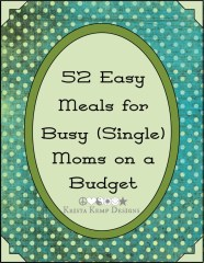 Recipe e-Book-Fantastic meals on a budget