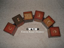 Create Baby Blocks-Never stop creating!