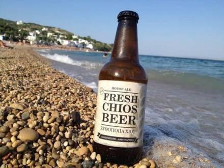Greek beer review #3: Chios (ΧΙΟΣ)