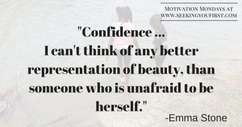 Confidence…