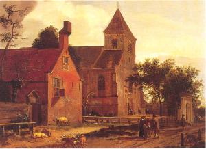 Die Kerk (3):  Die kentekens van die kerk – prof. WJ Snyman
