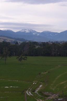 Sleeping Beauty, Huon, Tasmania