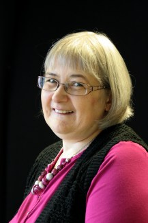 Author Elaine Jackson