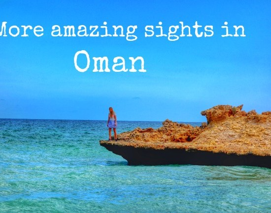 Things to see in Oman