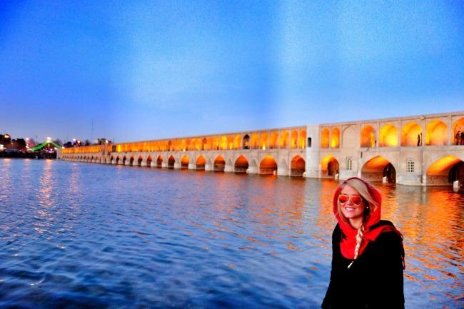 Siesopol bridge Isfahan