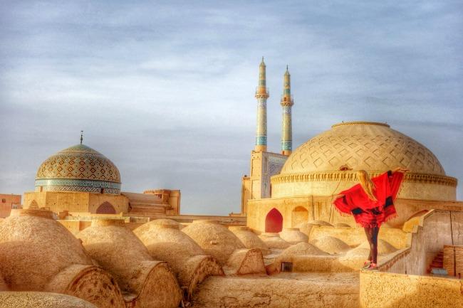 Bazar in Yazd