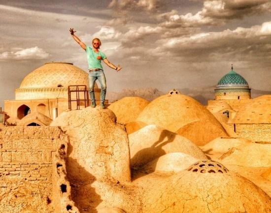 Yazd bazar