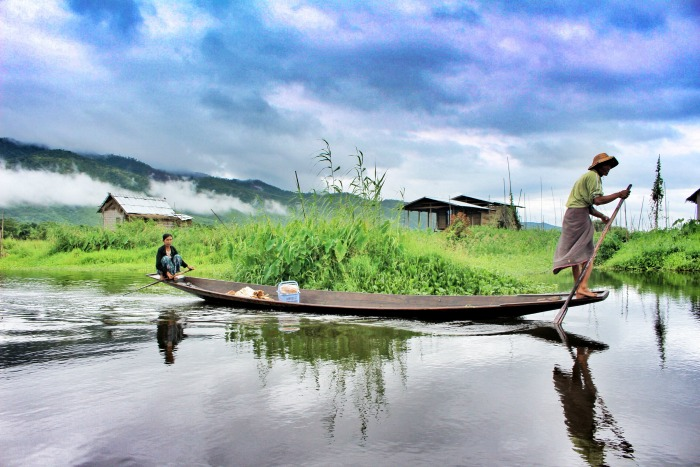 boat tour inle lake