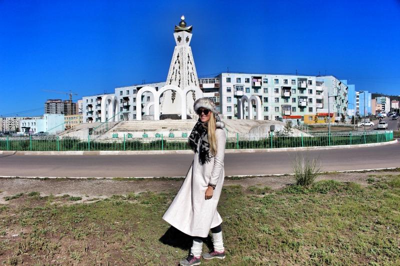 Erdenet to Moron travel2