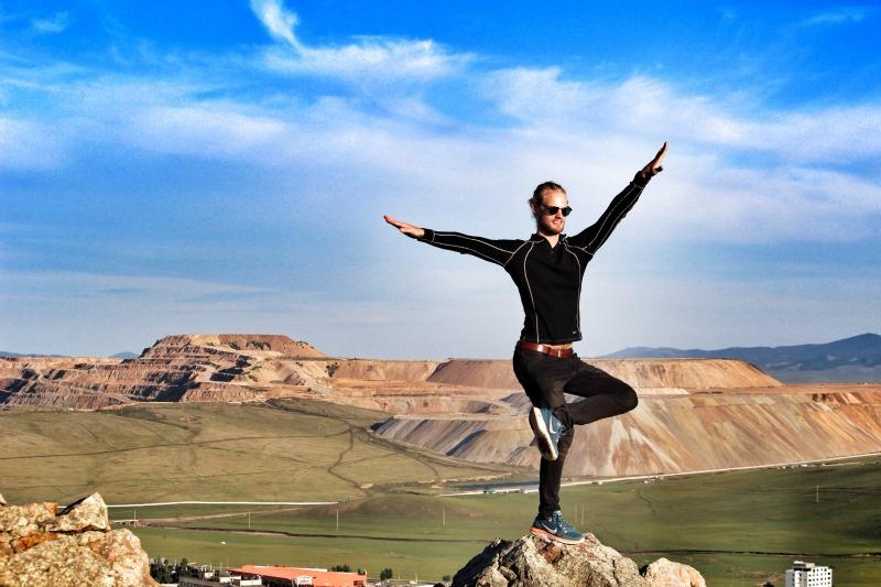 Erdenet to Moron travel9