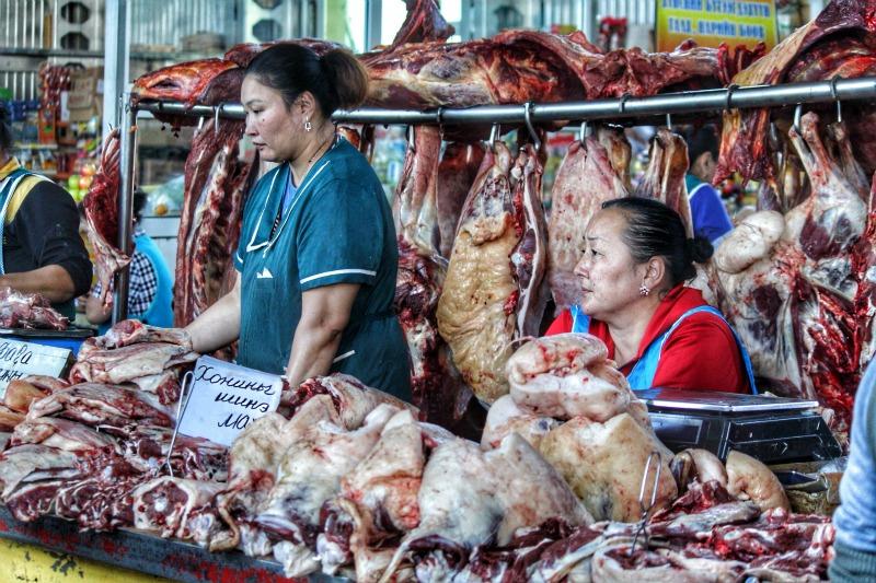 Erdenet to Moron travel99