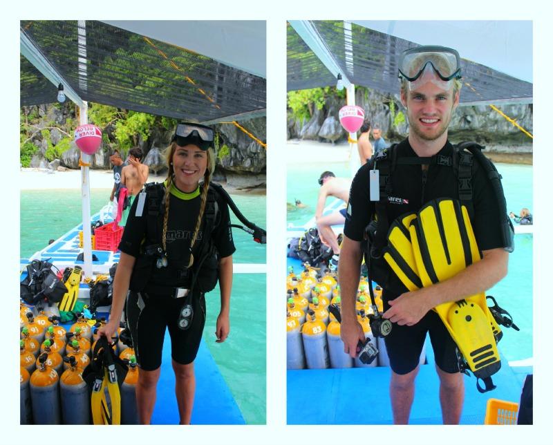 Palawan divers33