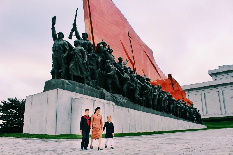 Travel to North Korea Pyongyang
