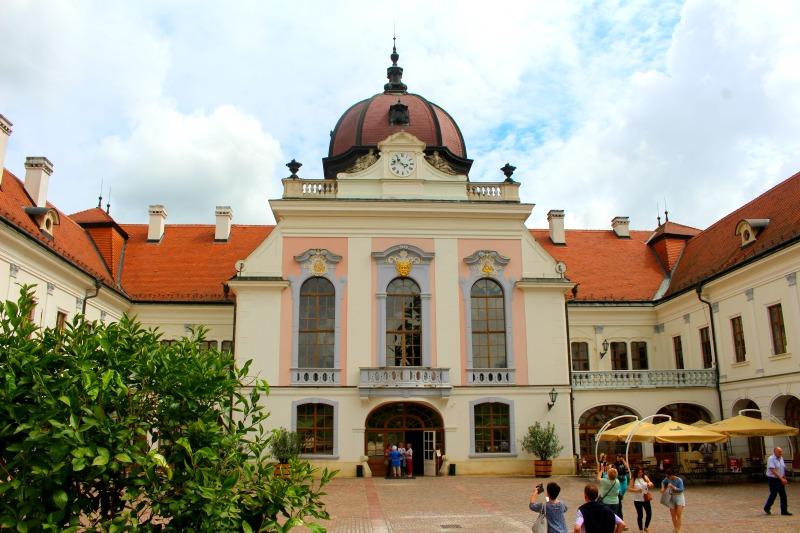 Gödöllö palace and Lázár Equastarian Park