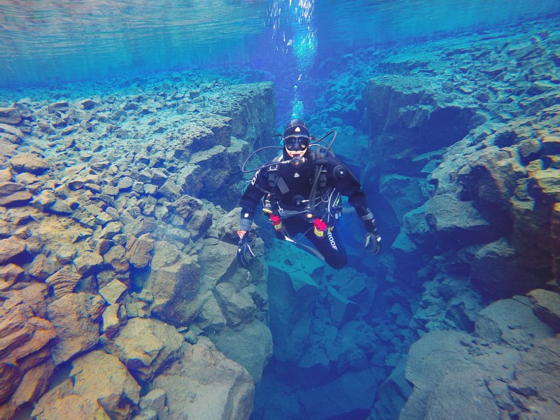 Diving In Silfra With Arctic Adventures From Ice To Spice