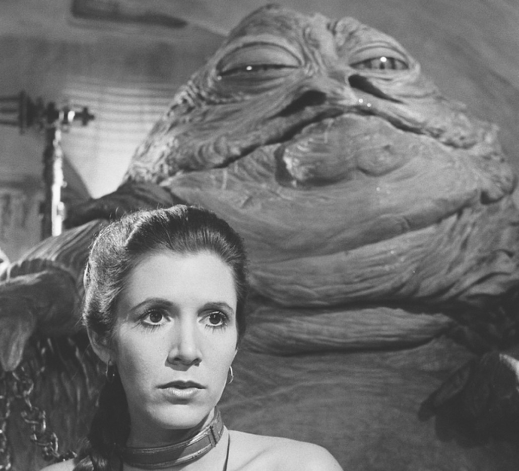 From Jabba To Leia Weight Loss In Front Of All Geekdom