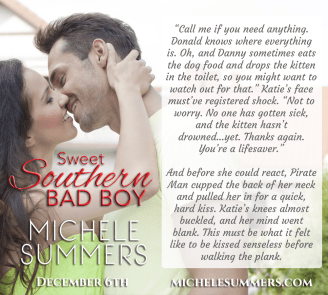 Sweet Southern Bad Boy by Michele Summers