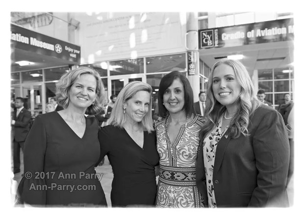 Garden City, New York, USA. May 31, 2017. At Democratic Nominating Convention, candidates include LAUREN CURRAN for Nassau County Executive, LAURA GILLEN for Hempstead Town Supervisor, SYLVIA CABANA for Hempstead Town Clerk, and SUE MOLLER for Town of Hempstead Council 6th District.