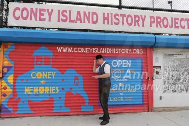 2013 Coney Island History Day, New York, USA