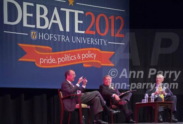 2012 On Edge of Fiscal Cliff, Simpson, Bowles at Hofstra