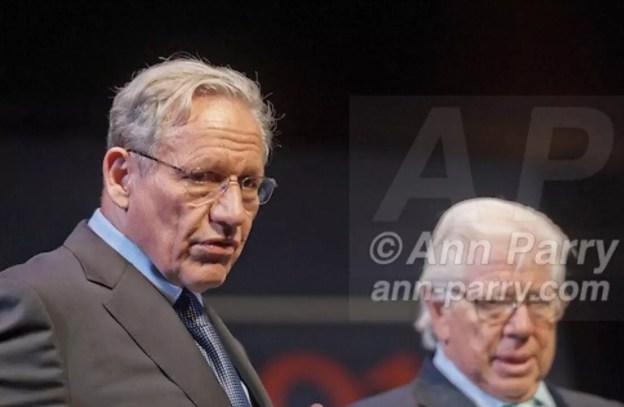 2012 Woodward & Bernstein on 40th Anniversary of Watergate