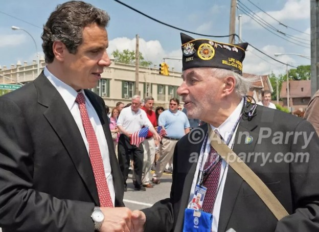2011 Keeping Up with Gov. Andrew Cuomo on Memorial Day