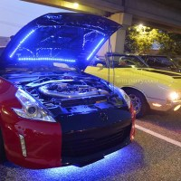 Bellmore Friday Night Car Shows 3: Red, White & Blowtorch