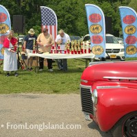 Antique Car Show at Old Westbury Gardens: It's All Relative